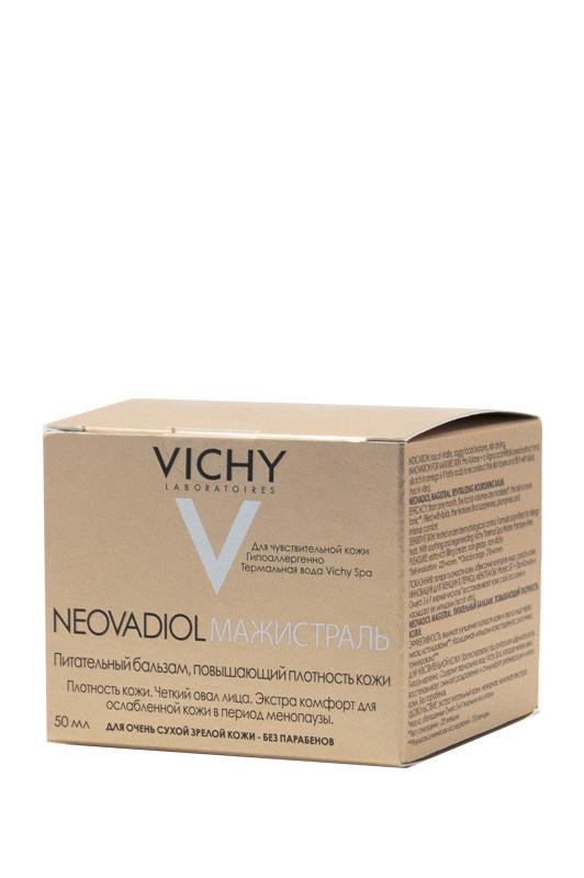 Vichy Neovadiol Magistral Бальзам Питательный Повышающий плотность кожи Топ продаж 50 мл Код 16307