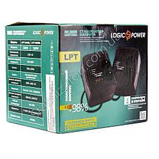 Logic Power LPT-500RL - стабілізатор для газового котла, телевізора, ноутбука, фото 3