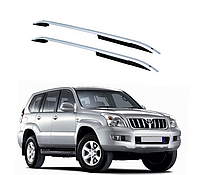 Рейлинги Toyota Land Cruiser Prado 120 (2002-2008) CROWN
