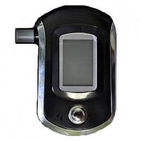 Алкотестер персональный ALT-09 с полупроводниковым датчиком, LCD дисплеем и разъемом для зарядки