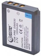 Аккумуляторы для фотоаппаратов ExtraDigital UFO DS-8330