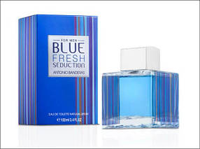 Мужская туалетная вода Antonio Banderas Blue Fresh Seduction for Men