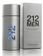 Мужская парфюмерия Carolina Herrera 212 Men  реплика
