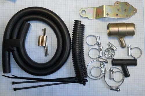 Монтажный комплект Северс М, № 205 Nissan X-Trail 2008 г.в., дв. QR25 (2,5 л), АКПП