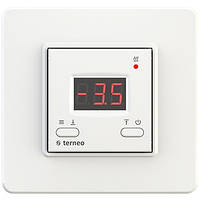 Терморегулятор для снеготаяния terneo kt белый