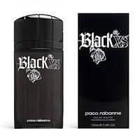 "Туалетная вода для мужчин Paco Rabanne ""Black XS pour Homme"", 100 ml реплика"