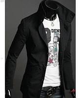 Строгая мужская куртка пиджак