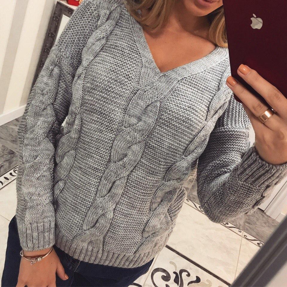 Жіночий светр дуже гарний теплий