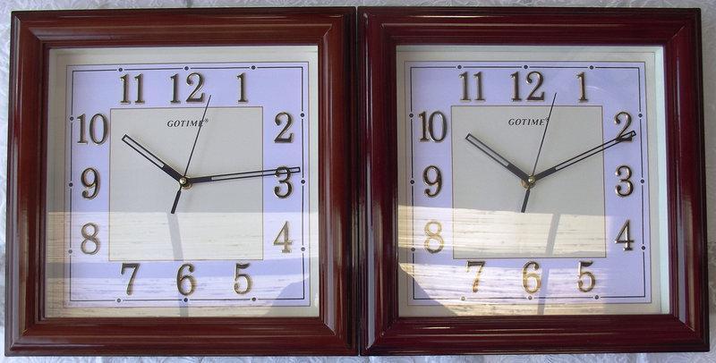 Часы настенные GoTime  для дома и офиса GT-3305WS