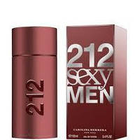 Мужская Туалетная Вода Carolina Herrera 212 Sexy Men 100 ml