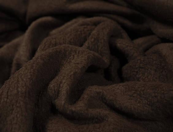 Ткань флис шоколад, фото 2