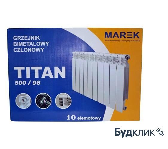 Радиаторы Титан