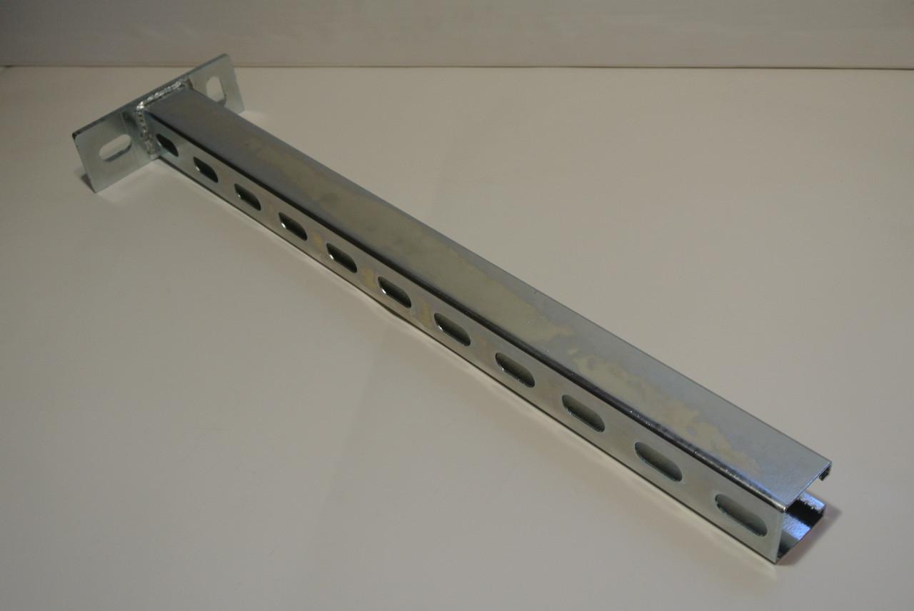 Консоль сварная 41х41х1,5_500 мм