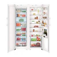 Холодильник LIEBHERR SBS 7242 white