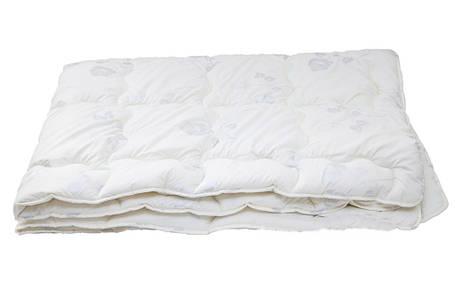 Теплое одеяло из овечьей шерсти ТЕП «Pure Wool» тик, фото 2