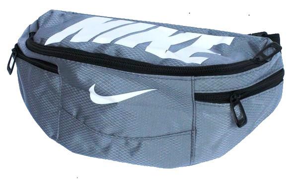 a7a985ca Поясная сумка, реплика Nike Team Training 146, серая - SUPERSUMKA интернет  магазин в Киеве