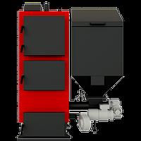 Пеллетный котел  Альтеп DUO PELLET KT-2ESH 17 кВт