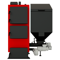 Пеллетный котел  Альтеп DUO PELLET КТ-2ЕSH 95 кВт