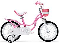 "Велосипед 12"" RoyalBaby LITTLE SWAN  розовый"
