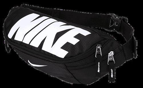 Функциональная спортивная сумка на пояс Nike Team Training (Black Team) 140, черный