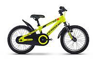 """Велосипед 16"""" Haibike Greedy 2017 8"""" желтый"""