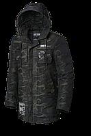 Мужская зимняя камуфляжная куртка парка Kiro Tokao 1710L