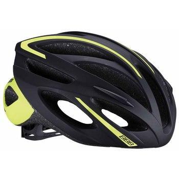 Шлем велосипедный BBB BHE-26 Taurus черно-зеленый