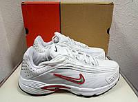 Кроссовки женские белые от Nike, натуральная кожа. 38р.