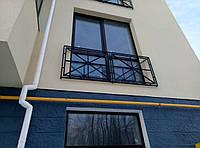 Кованые и сварные балконы ОБ-15
