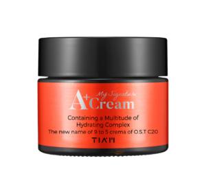 Витаминный ночной крем TIAM  My Signature A+ Cream, 50 мл