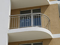 Кованые и сварные балконы ОБ-20