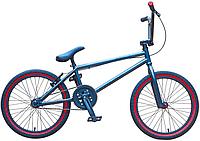 "Велосипед 20"" WINNER ZERO Race Cyclone 2016  серый"