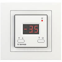 Терморегулятор для снеготаяния terneo kt unic белый