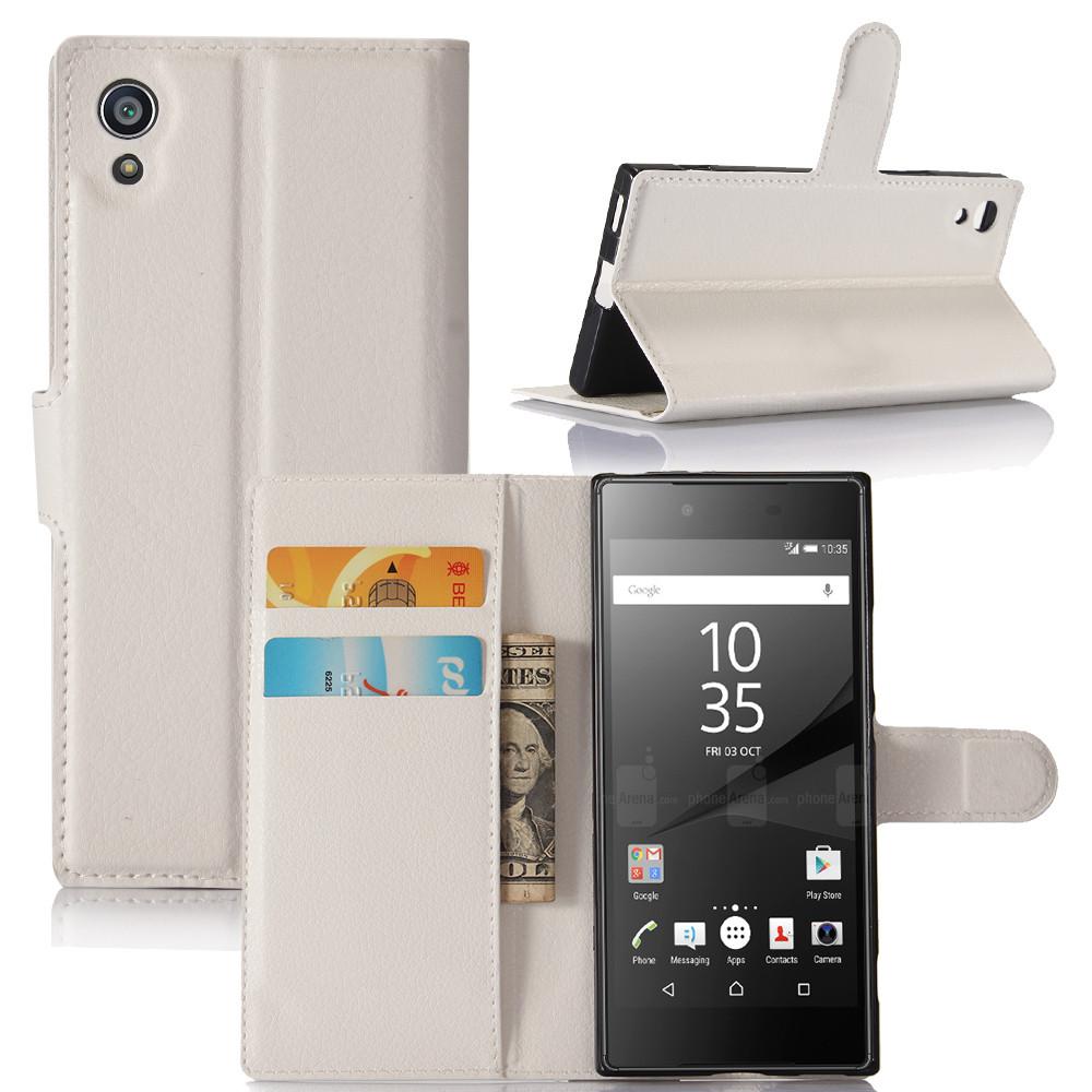 Чехол Sony XA1 / G3112 книжка PU-Кожа белый