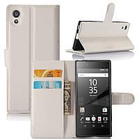 Чехол Sony XA1 / G3112 книжка PU-Кожа белый, фото 1