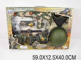 """Военный набор """"Combat force"""" на батарейках 33570"""