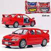 Машина металлическая Mitsubishi Lancer Evolution VII
