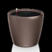 Умный вазон Lechuza Classico LS 21с кашпо и гидросистемой эспрессо отлив