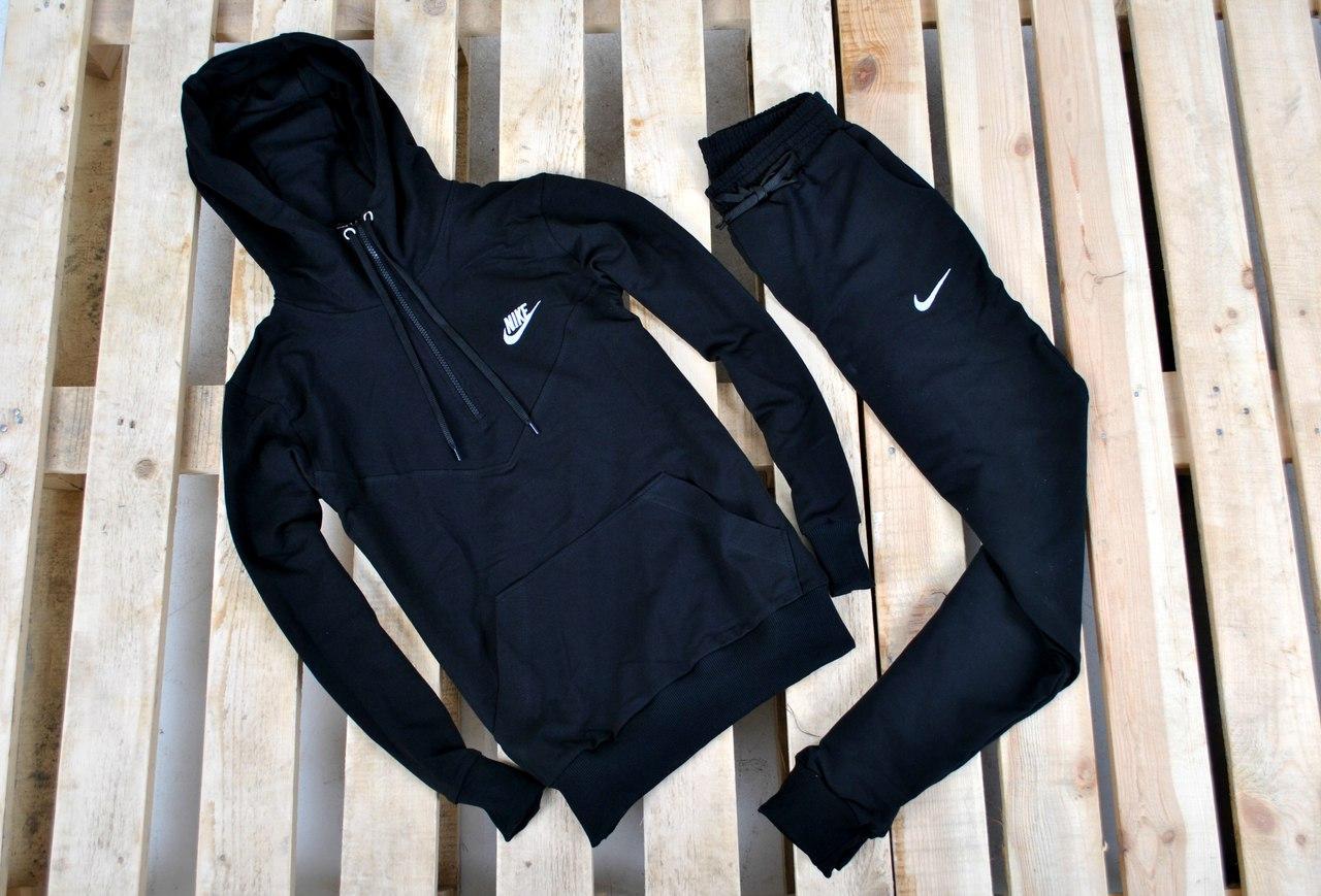 5f45eef3 Мужской осенний спортивный костюм найк (Nike) черный: 660 грн ...