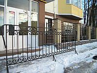 Кованые и сварные балконы ОБ-30, фото 1