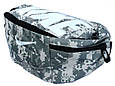 Спортивна сумка на пояс Nike Team Training 147, камуфляж, репліка, фото 3