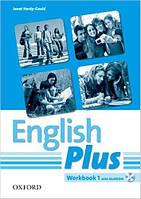 English Plus 1 Workbook with MultiROM (рабочая тетрадь по английскому языку, уровень 1)