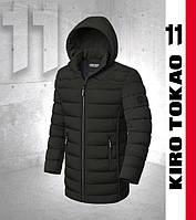 Мужская японская зимняя молодежная куртка Kiro Tokao - 8803 хаки