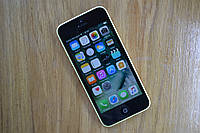 Apple Iphone 5c 32Gb Yellow Neverlock Оригинал!