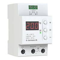 Терморегулятор для электрического котла terneo rk
