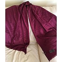 Палантин шарф брендовый Louis Vuitton (Луи Витон), 100% шерсть