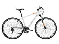 "Велосипед Lapierre CROSS 100 20"" белый"