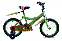 "Велосипед Premier Bravo 16""  лайм"