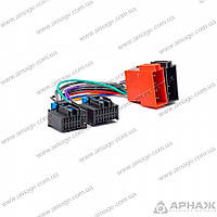 Переходник AWM Авто-ISO 160-087 для штатной магнитолы Chevrolet/Saab - iso