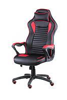 Кресло офисное Nero black/red компьютерное
